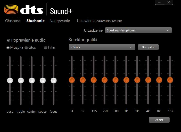 Dts Audio Control Hp