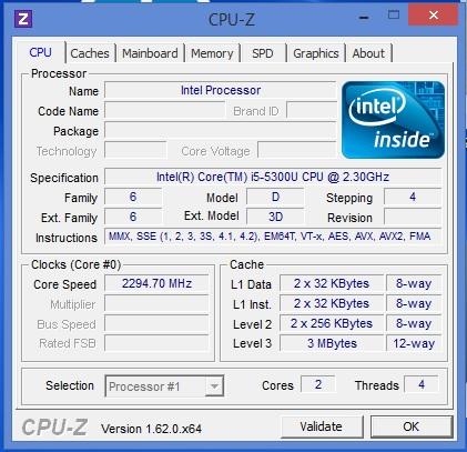 RAM 4GB HDD 500GB NVIDIA 2GB WINDOWS 10 RESMI. Lenovo Ideapad 310 . Source · Source · CPU Z CPU .