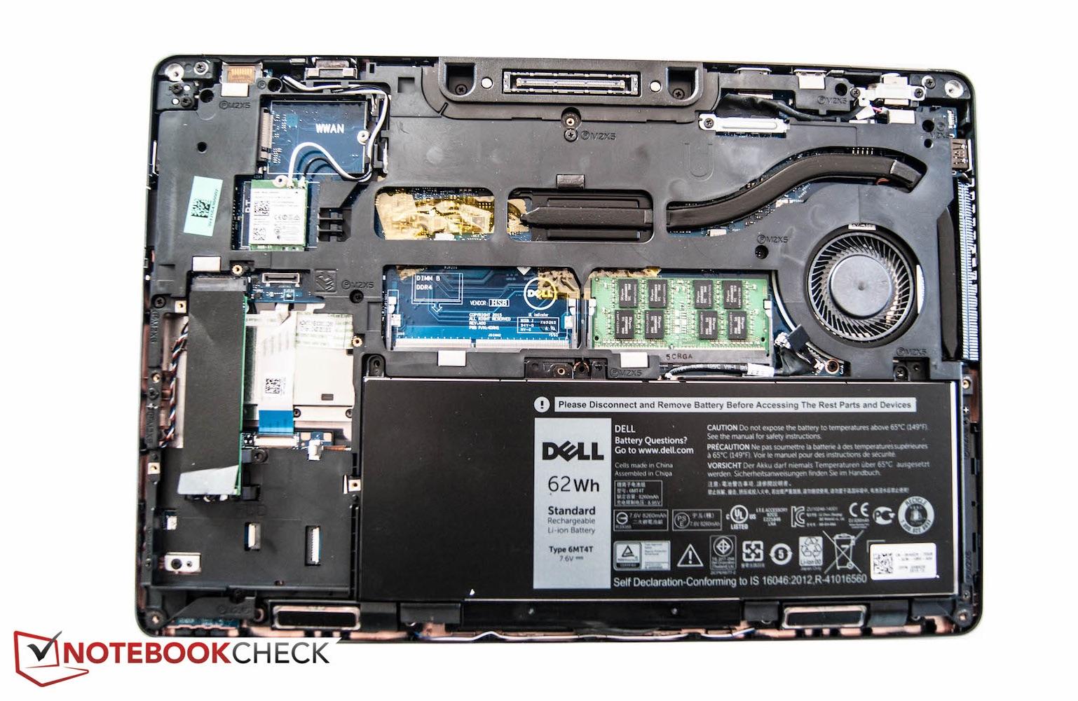 Recenzja Dell Latitude E5470