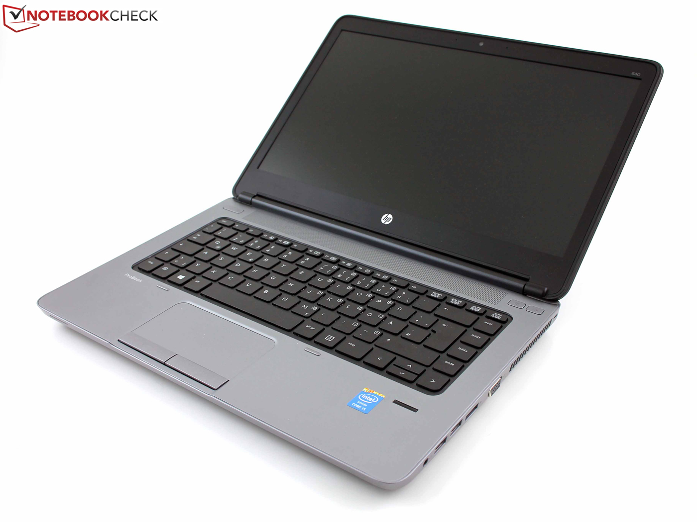 Recenzja Hp Probook 640 Notebookcheck Pl