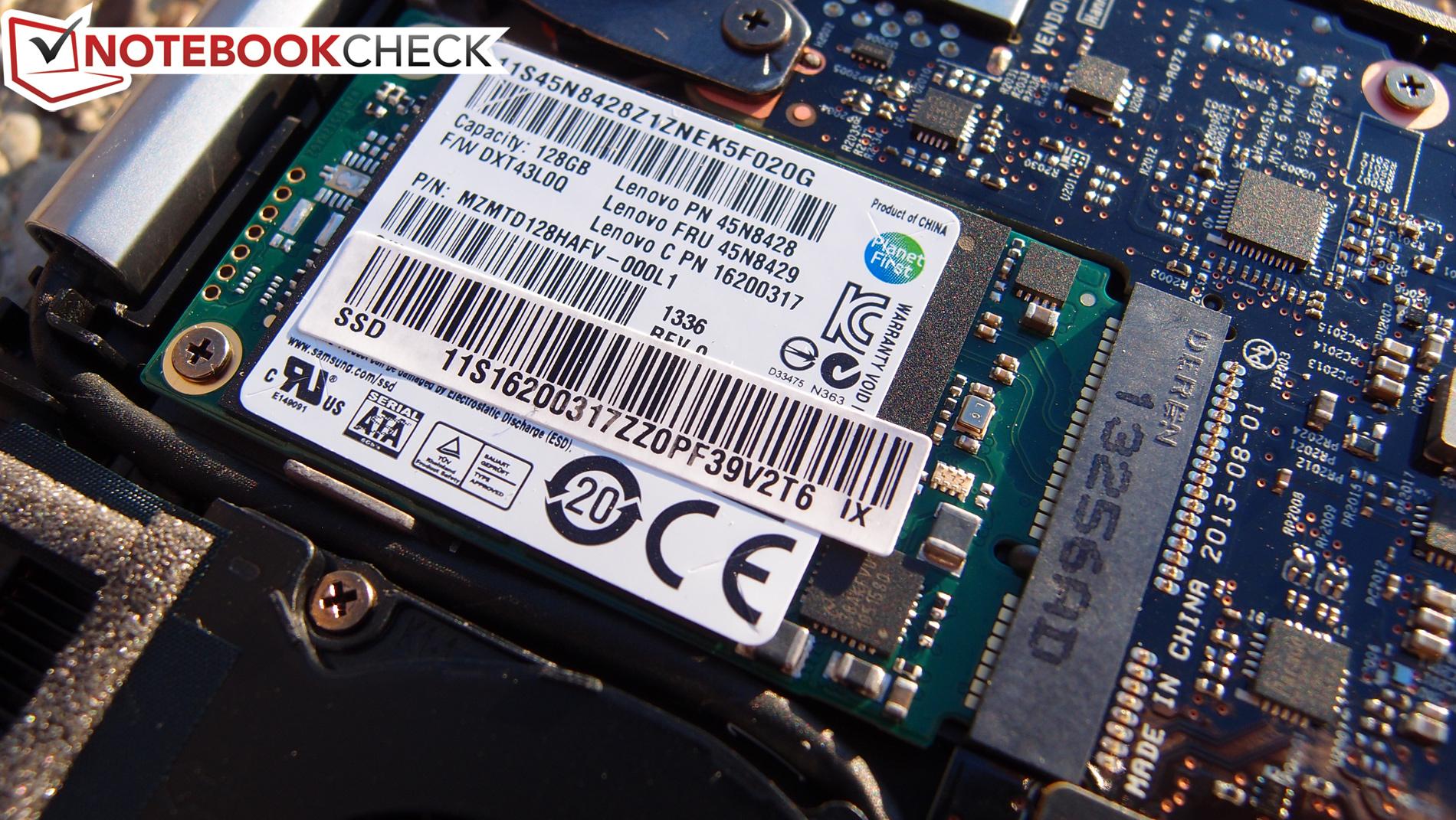 Recenzja Lenovo Yoga 2 Pro - Notebookcheck pl