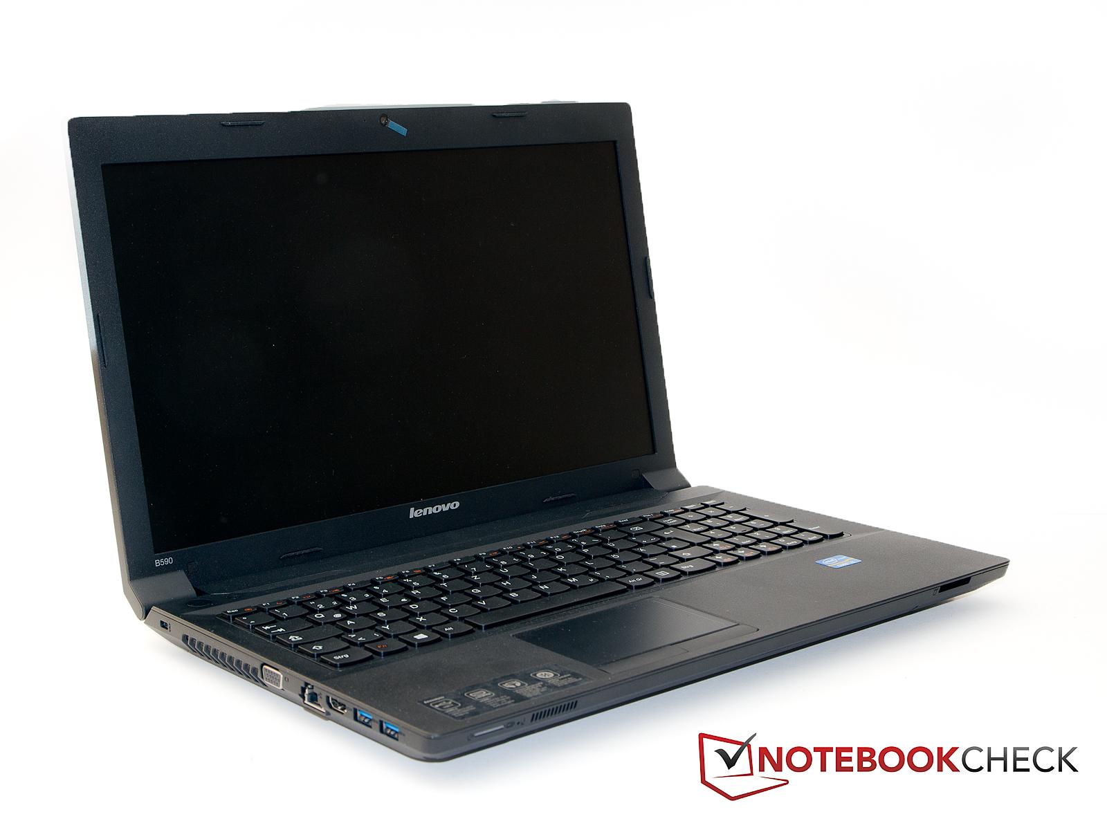 Recenzja Lenovo B590 Notebookcheck Pl
