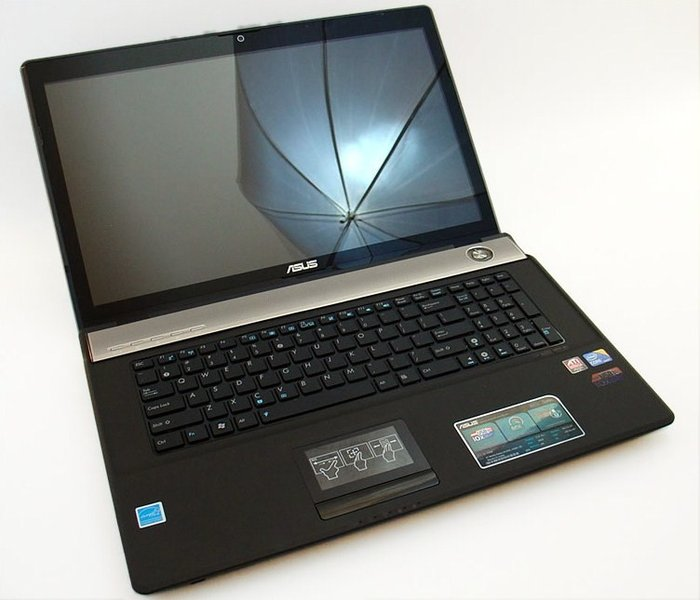 Asus N71Jq Notebook Turbo Boost Drivers for Windows
