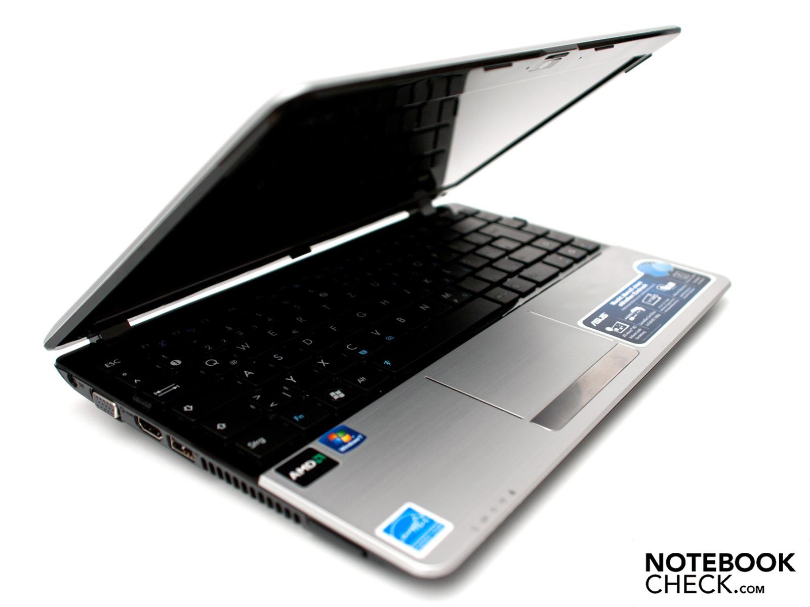 Asus Eee PC 1215N Notebook Audio Driver Windows