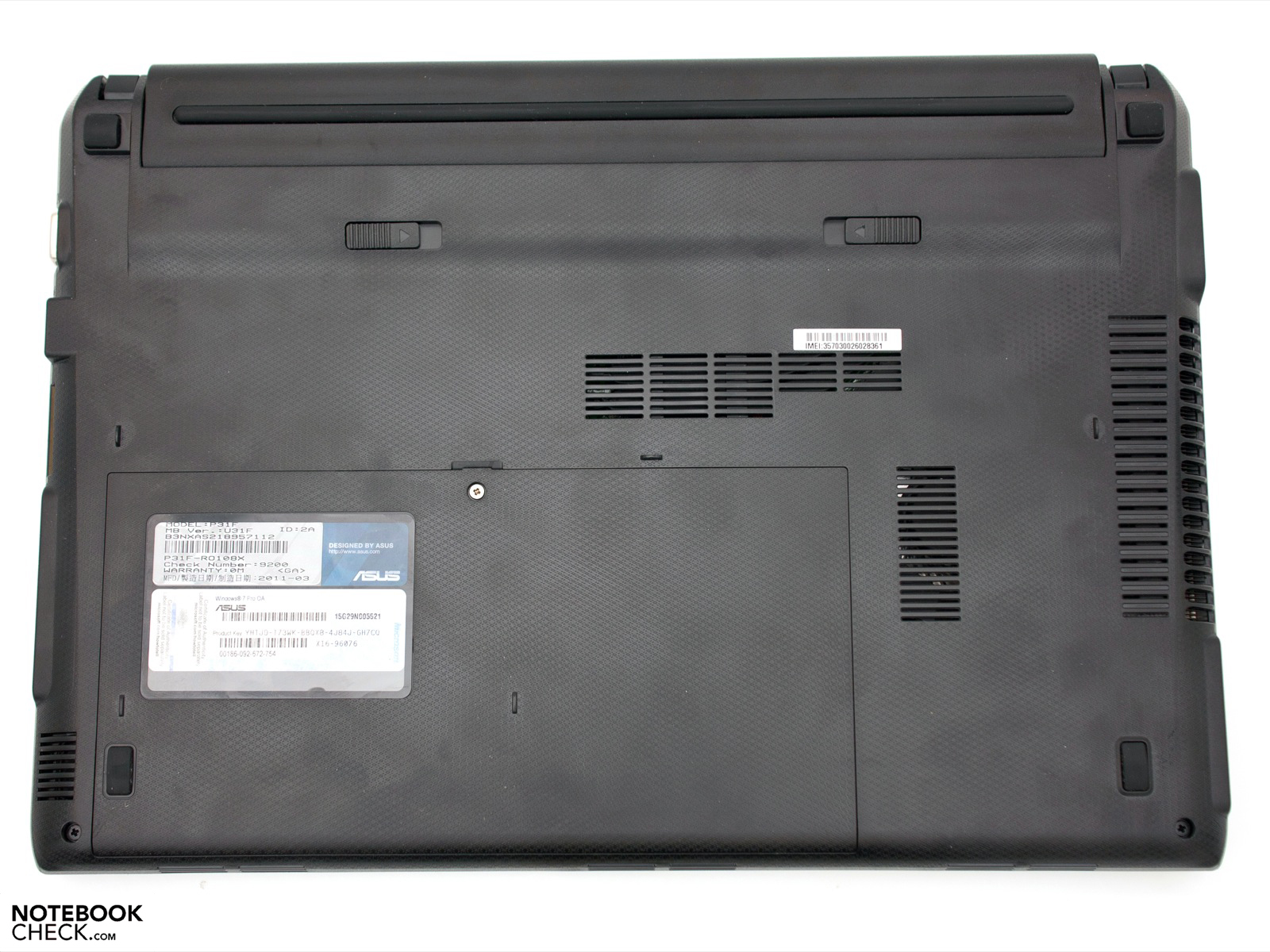 ASUS P31F NOTEBOOK BIOS FLASH DRIVERS FOR WINDOWS XP