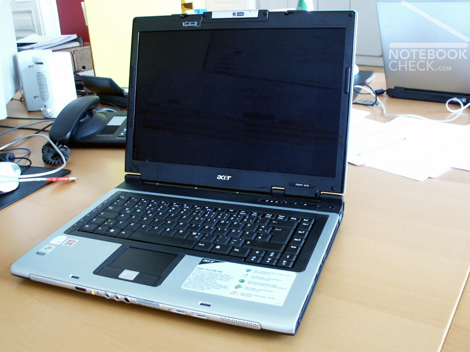 Acer Aspire 5673Wlmi Драйвер