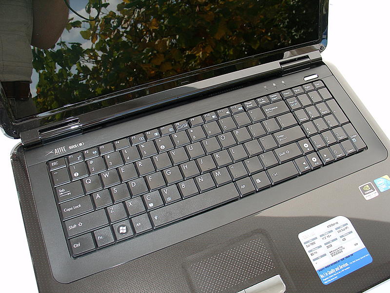 Asus K70IO Notebook Elantech Touchpad Driver Download