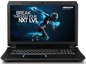 Test Medion Erazer X7849 MD 60292 Laptop
