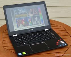 Recenzja Lenovo Yoga 500 14 Notebookcheck.pl