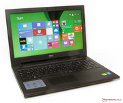 bohater testu: Dell Inspiron 15 3542