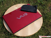 bohater testu: Sony Vaio Pro 13 red edition