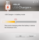ASUS USB Charger+