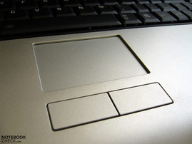 touchpad w Toshiba Satellite P100-324