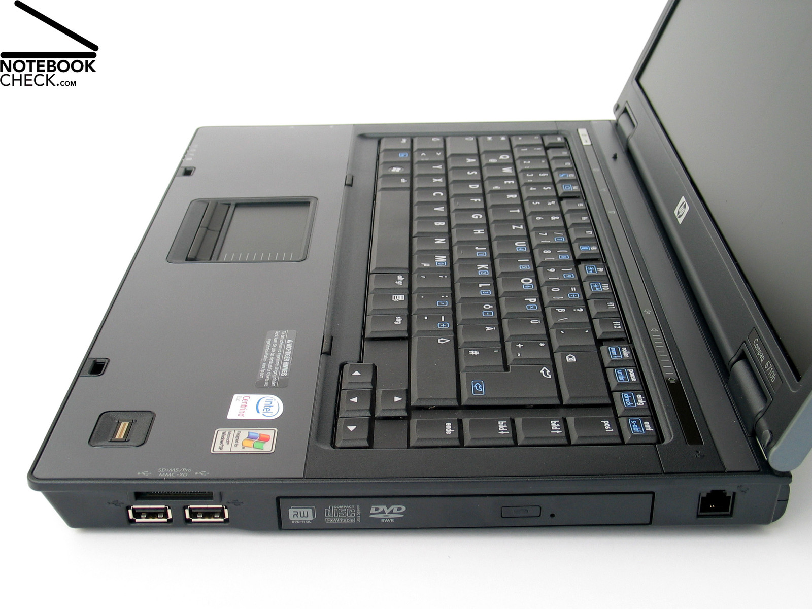 HP COMPAQ 6710B LAN TREIBER WINDOWS XP