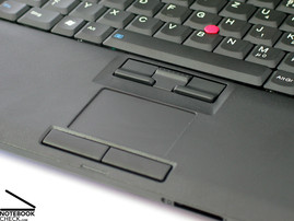 touchpad w Lenovo Thinkpad R61