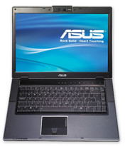 Asus V1S Businessnotebook
