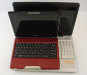 Toshiba Satellite L500-1Q9